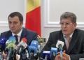 LIDERII PARTIDELOR PRO-EUROPENE AU CONVENIT ASUPRA PARTAJARII MINISTERELOR