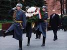 DEMAREAZA VIZITA OFICIALA DE DOUA ZILE A PRESEDINTELUI REPUBLICII MOLDOVA IN FEDERATIA RUSA