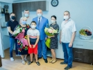 PRESEDINTELE REPUBLICII MOLDOVA A OFERIT CHEILE DE LA UN APARTAMENT FAMILIEI TAXIMETRISTULUI DECEDAT