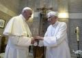 Papa Benedict al XVI-lea a implinit 93 de ani fara vizite din cauza pandemiei de coronavirus