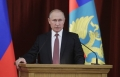 Putin vrea noi sanctiuni impotriva SUA ca răspuns la prabusirea rublei