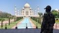 Taj Mahal a fost redeschis pentru vizitatori