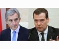 LEANCĂ A DISCUTAT CU MEDVEDEV REFERITOR LA INTERDICŢIA VINURILOR MOLDOVENEŞTI
