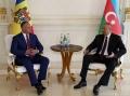 PRESEDINTELE REPUBLICII MOLDOVA, IGOR DODON A AVUT O INTREVEDERE CU PRESEDINTELE REPUBLICII AZERBAIDJAN, ILHAM ALIYEV
