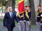 Presedintele Republicii Moldova, Igor Dodon, a primit scrisorile de acreditare din partea a trei ambasadori