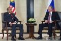 RUSIA DEVINE TOT MAI PREZENTA IN MALAEZIA