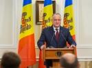 PRESEDINTELE R. MOLDOVA A FACUT BILANTUL VIZITEI OFICIALE IN FEDERATIA RUSA