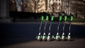 Circulatia trotinetelor electrice pe trotuare va fi interzisa in Franta