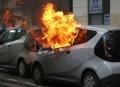 Proteste violente de 1 Mai la Paris