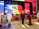 PRESEDINTELE R. MOLDOVA A PARTICIPAT LA FESTIVITATEA DE TOTALIZARE A ANULUI LUI STEFAN CEL MARE SI SFINT