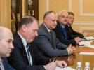 PRESEDINTELE REPUBLICII MOLDOVA A AVUT O INTREVEDERE CU MISIUNEA DE EXPERTI INTERNATIONALI AI INSTITUTULUI NATIONAL DEMOCRATIC