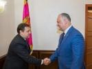 PRESEDINTELE REPUBLICII MOLDOVA A AVUT O INTREVEDERE CU MISIUNEA FONDULUI MONETAR INTERNATIONAL