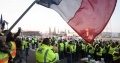 Franta: 244.000 de manifestanti in toata tara. Proteste si gaze lacrimogene in apropierea Palatului Elysée
