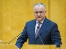 Presedintele Igor Dodon a participat la Adunarea Festiva consacrata aniversarii a 660-a de la intemeierea Statului Moldovenesc