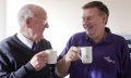 Speranta de viata a barbatilor din UK este in scadere pentru prima data in istoria datelor demografice