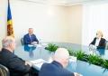 PRESEDINTELE IGOR DODON A AVUT O INTREVEDERE CU UN GRUP DE MEDICI-SAVANTI DIN MOLDOVA