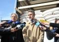 PRIMUL TRANSPORT DE PRODUSE ALIMENTARE OFERITE DE ROMANIA A AJUNS LA CHISINAU