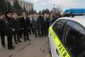 Dotarea poliţiştilor cu echipament performant