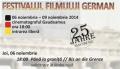 LA CHIŞINĂU A AVUT LOC FESTIVALUL FILMULUI GERMAN, EDIŢIA A V-A