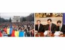DUMINICĂ, 3 NOIEMBRIE, PIAŢA MARII ADUNĂRI NAŢIONALE
