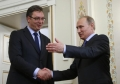 Serbia anunta ca va adera la blocul comercial condus de Rusia