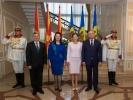 PRESEDINTELE R. MOLDOVA A AVUT O INTREVEDERE CU PRESEDINTELE R. MACEDONIA