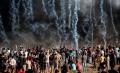 Doi palestinieni impuscati mortal de soldatii israelieni in timpul ciocnirilor de la frontiera