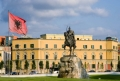 MESAJ DE FELICITARE ADRESAT PRESEDINTELUI REPUBLICII ALBANIA ILIR META