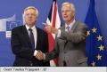 NEGOCIATORII EUROPENI SI BRITANICI PENTRU BREXIT AU INCEPUT A DOUA RUNDA DE DISCUTII