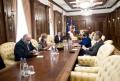 ZINAIDA GRECEANII A DISCUTAT CU SEFUL OFICIULUI CONSILIULUI EUROPEI LA CHISINAU