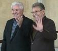 "Un ""cuplu"" politic bizar: Vladimir Voronin şi Mihai Ghimpu"
