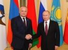 PRESEDINTELE R. MOLDOVA A ROSTIT UN DISCURS LA SEDINTA LARGITA A CONSILIULUI SUPREM AL UNIUNII ECONOMICE EURASIATICE