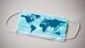 200 de milioane de cazuri de coronavirus la nivel mondial. Daca ar fi o natiune, bolnavii de COVID ar forma a opta populatie a lumii