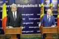 Prim-ministrul Romaniei, Mihai Tudose, in vizita la Chisinau