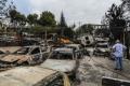A fost stabilita cauza incendiilor din Grecia