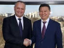 "IGOR DODON A PARTICIPAT LA DESCHIDEREA TURNEULUI INTERNATIONAL LA SAH RAPID ""MEMORIAL V. CEBANENCO"""