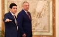 PRESEDINTELE MOLDOVEI, IGOR DODON, A AVUT O INTREVEDERE CU PRESEDINTELE TURKMENISTANULUI, GURBANGULI BERDIMUHAMEDOV
