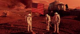 Teoria conspiratiei? O misiune secreta arata ca NASA a ajuns pe Marte inca din 1973
