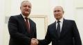 PRESEDINTELE RUS, VLADIMIR PUTIN, CU UN MESAJ DE FELICITARE CATRE IGOR DODON