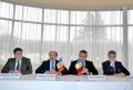 LA CHISINAU S-A DESFASURAT UN FORUM DE AFACERI MOLDO-ROMAN