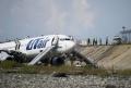 Rusia: Cel putin 18 raniti, dupa ce un avion de pasageri a luat foc la aterizarea pe pista la Soci