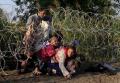 In acest an, la granitele Ungariei, au fost retinuti peste 15.300 de migranti ilegali