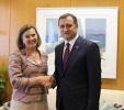 VLAD FILAT A SOLICITAT SUA SĂ SPOREASCĂ SPRIJINUL OFERIT R. MOLDOVA