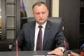 Igor Dodon este candidatul PSRM la functia de Presedinte al tarii