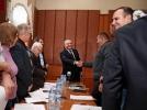 IGOR DODON A CONVOCAT PREZIDIUL FEDERATIEI DE SAH A R. MOLDOVA