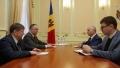 PRESEDINTELE REPUBLICII MOLDOVA S-A INTILNIT CU AMBASADORUL FEDERATIEI RUSE LA CHISINAU