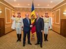 PRESEDINTELE R. MOLDOVA A PRIMIT SCRISORILE DE ACREDITARE DIN PARTEA AMBASADORULUI EXTRAORDINAR SI PLENIPOTENTIAR AL FEDERATIEI RUSE IN TARA NOASTRA
